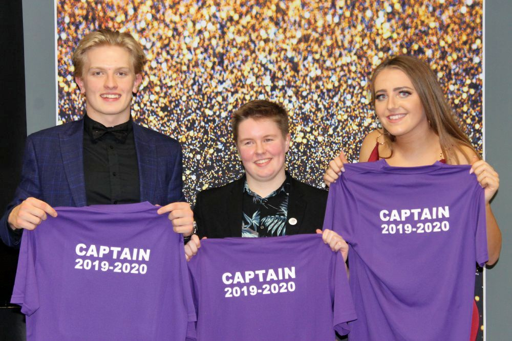 club captains 2019-2020