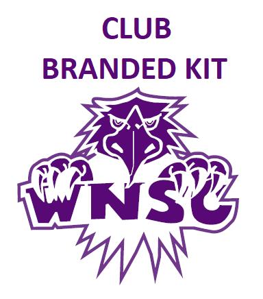 Club branded kit